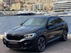 BMW X4 M COMPETITION 510 CV - MONACO Occasion