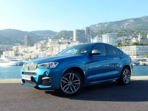 BMW X4 M40i 360 CV Vendu