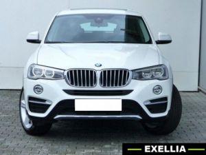 BMW X4 XDRIVE 20 D X LINE BVA Occasion