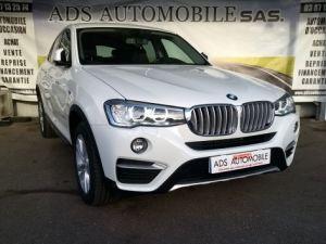 BMW X4 XDRIVE20D 190CH xLine A Occasion