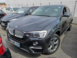 BMW X4 xDrive20dA 190ch xLine Occasion