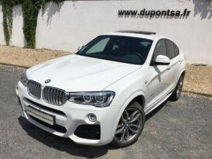 BMW X4 xDrive30dA 258ch M Sport Occasion