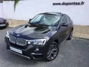 BMW X4 xDrive30dA 258ch xLine Occasion