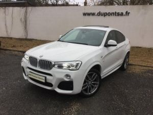 BMW X4 xDrive35dA 313ch M Sport Occasion
