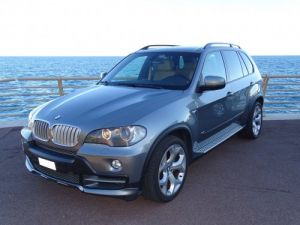 BMW X5 XDRIVE48IA 355 EXCLUSIVE - MONACO Vendu
