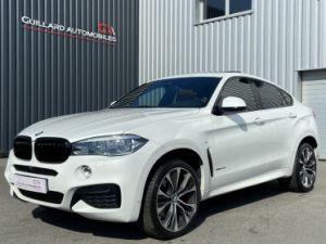 BMW X6 XDRIVE 40 D M-SPORT 313ch (F16) BVA8 Occasion