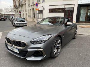 BMW Z4 BMW Z4 (G29) 3.0 M40I M PERFORMANCE BVA8 5200KMS FRANCAISE Vendu