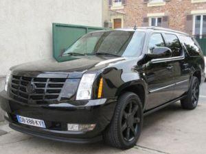 Cadillac ESCALADE 6.2 V8 SPORT LUXURY BVA Occasion