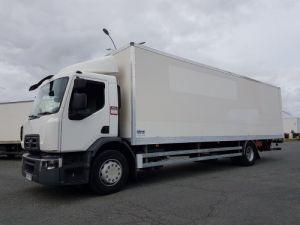 Camión Renault D Caja cerrada + Plataforma elevadora WIDE 19.280dti - Fourgon 9m40 Occasion