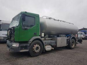 Camión Renault Premium Cisterna alimentaria 370dci.19D - Cabine accidentée Occasion
