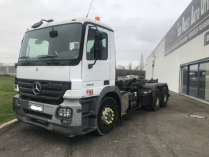 Camion porteur Mercedes Actros Ampliroll Polybenne 26.36 Occasion