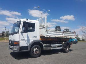 Camion porteur Mercedes Atego Ampliroll Polybenne 917 KN - GUIMA BL6 + 1 benne Occasion