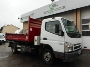 Camion porteur Mitsubishi Canter Ampliroll Polybenne 7C15 Occasion
