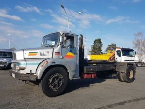 Camion porteur Ampliroll Polybenne P220 N Occasion