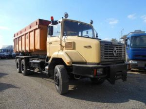 Camion porteur Renault CBH Ampliroll Polybenne Occasion