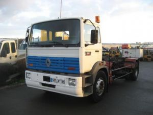 Camion porteur Renault G Ampliroll Polybenne 230 Occasion