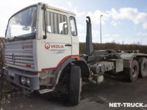 Camion porteur Renault G Ampliroll Polybenne Occasion