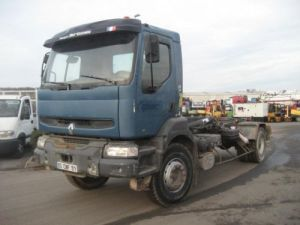 Camion porteur Renault Kerax Ampliroll Polybenne 300 Occasion