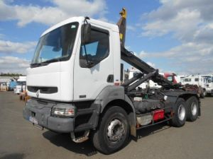 Camion porteur Renault Kerax Ampliroll Polybenne 370 DCI Occasion