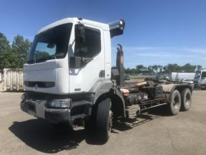 Camion porteur Renault Kerax Ampliroll Polybenne 420.26 DCI Occasion