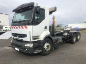 Camion porteur Renault Premium Ampliroll Polybenne 420.26 DCI  Occasion