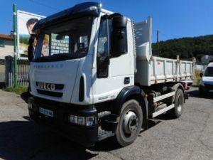Camion porteur Iveco EuroCargo Benne arrière 150E250 Occasion