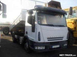 Camion porteur Iveco EuroCargo Benne arrière Occasion