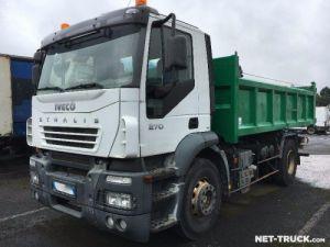 Camion porteur Iveco Stralis Benne arrière Occasion