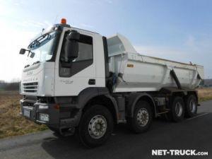 Camion porteur Iveco Trakker Benne arrière Occasion