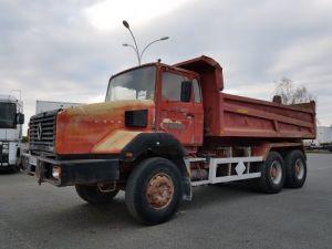 Camion porteur Renault CBH Benne arrière 280 6x4 BENNE Occasion