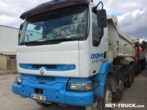 Camion porteur Renault Kerax Benne arrière Occasion