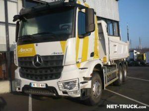Camion porteur Mercedes Actros Bibenne / Tribenne Occasion