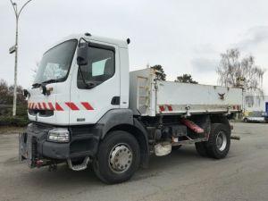 Camion porteur Renault Kerax Bibenne / Tribenne 320dci.19 4x2 Occasion