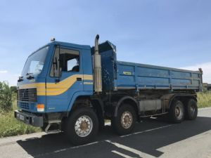 Camion porteur Volvo FL10 Bibenne / Tribenne 320 8x4 Occasion