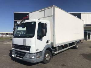 Camion porteur Daf LF Caisse fourgon + Hayon élévateur 45.180 BOITE AUTO  Occasion