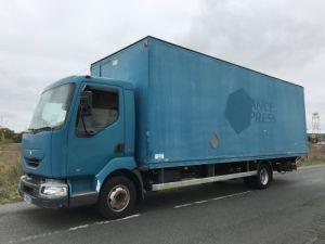Camion porteur Renault Midlum Caisse fourgon + Hayon élévateur 180.12 B Occasion