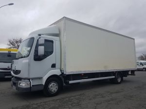 Camion porteur Renault Midlum Caisse fourgon + Hayon élévateur 180dci.12 Occasion