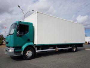 Camion porteur Renault Midlum Caisse fourgon + Hayon élévateur 220dci.16 Occasion