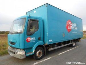 Camion porteur Renault Midlum Caisse fourgon + Hayon élévateur Occasion