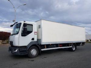 Camion porteur Renault D Caisse fourgon + Hayon élévateur 12.210dti euro 6 Occasion