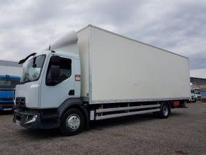 Camion porteur Renault D Caisse fourgon + Hayon élévateur 12.210dti FOURGON 8m20 Occasion