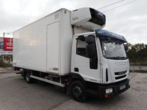 Camion porteur Iveco EuroCargo Caisse frigorifique 120EL21 CAISSE FRIGORIFIQUE + HAYON Occasion