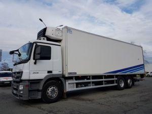 Camion porteur Mercedes Actros Caisse frigorifique 2536 NL 6x2 RETARDER Occasion