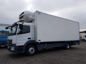 Camion porteur Mercedes Atego Caisse frigorifique 1318 NL euro 6 - BI-TEMPERATURE Occasion