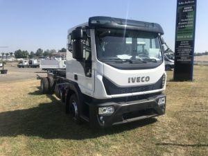Camion porteur Iveco EuroCargo Chassis cabine 120E25 CABINE PROFONDE BREVET  Occasion