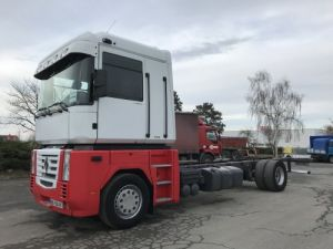 Camion porteur Renault Magnum Chassis cabine 440dxi.19 Occasion