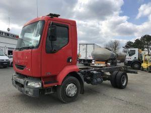 Camion porteur Renault Midlum Chassis cabine 270dci.12 - SANS MOTEUR / pour pieces Occasion