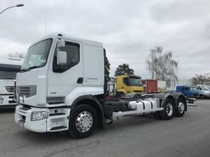 Camion porteur Renault Premium Chassis cabine 380dxi.26 6x2 Occasion