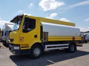 Camion porteur Renault Midlum Citerne hydrocarbures 270dxi.16D Occasion
