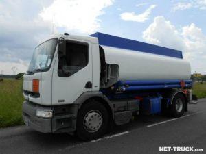 Camion porteur Renault Premium Citerne hydrocarbures Occasion